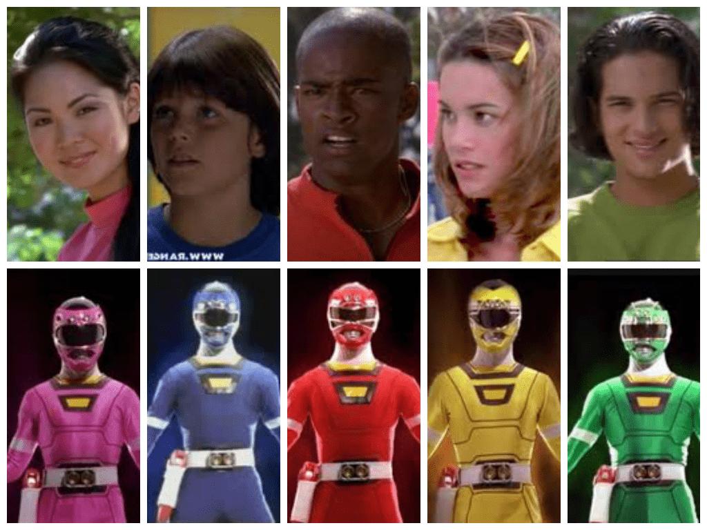 Power Rangers Turbo 6