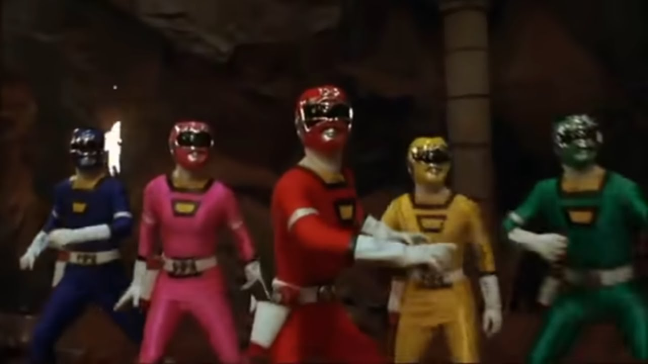 Power Rangers Turbo 7