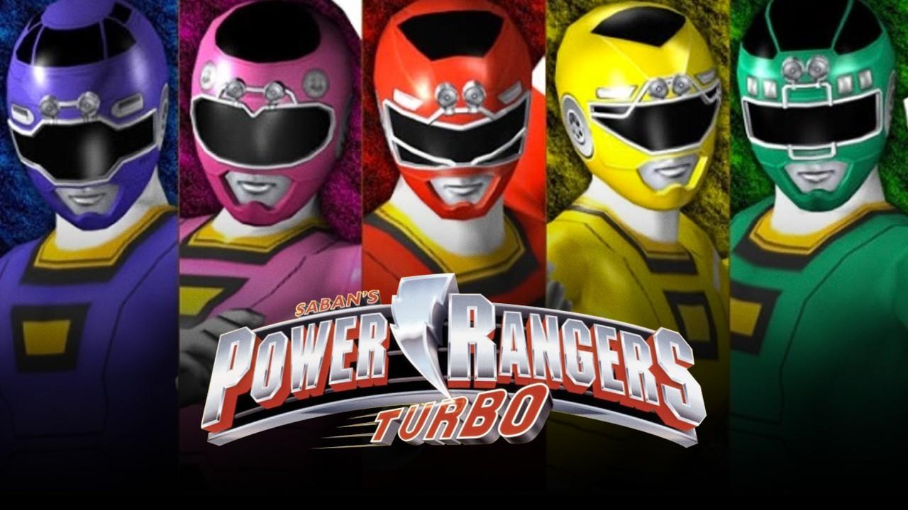 Power Rangers Turbo 8