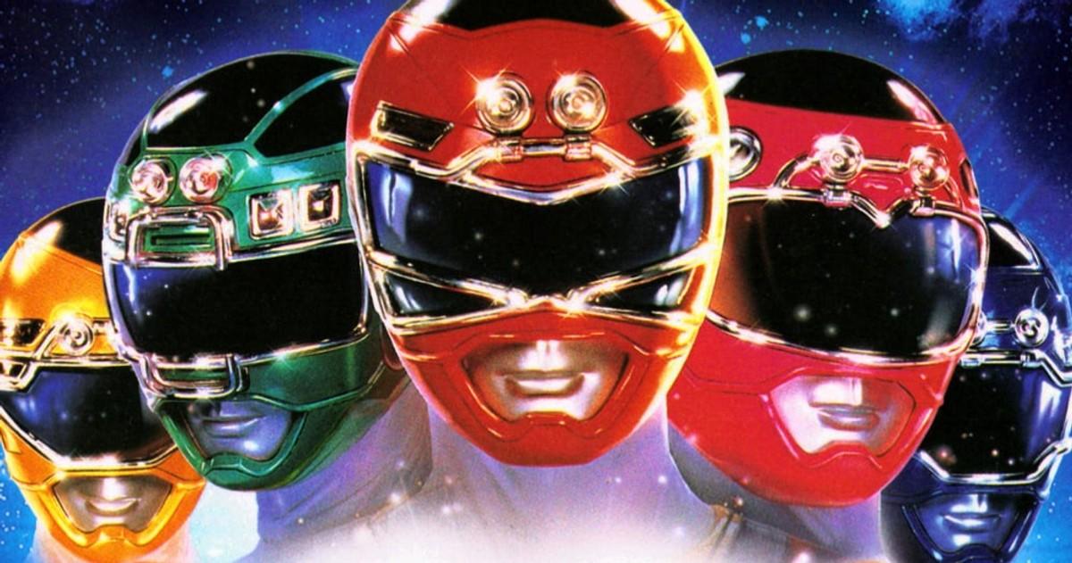 Power Rangers Turbo 9