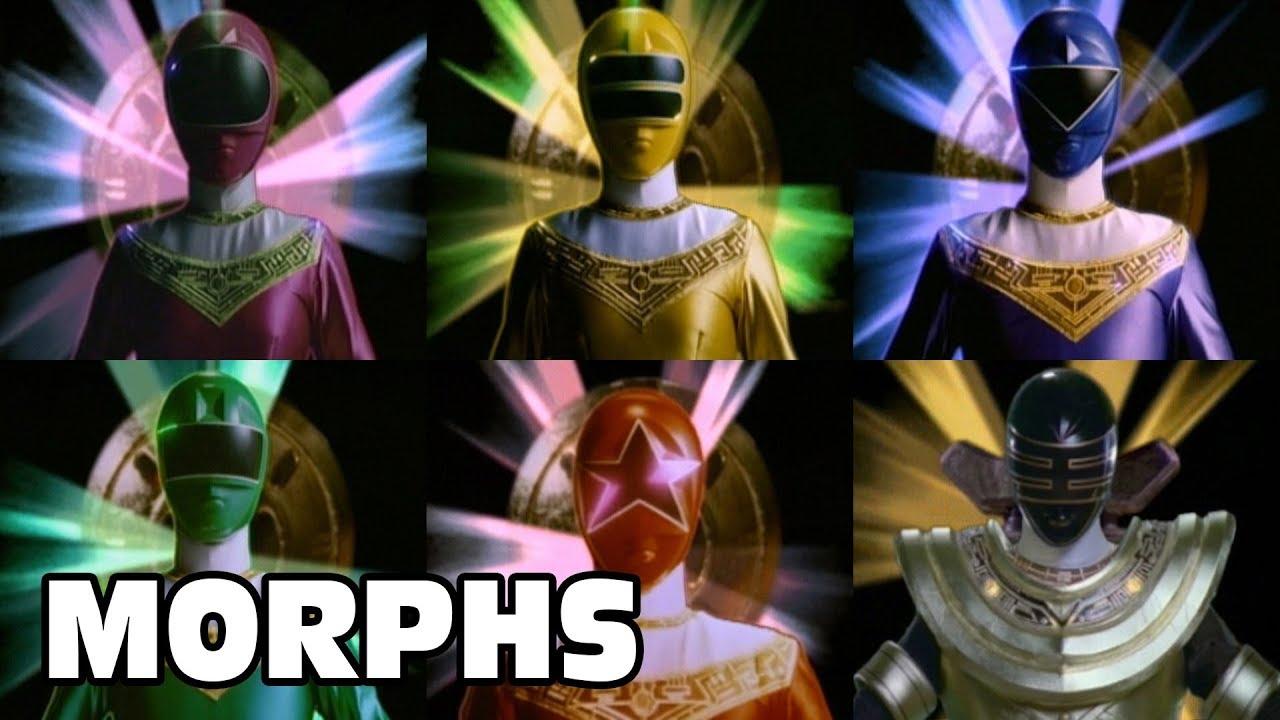 Power Rangers Zeo 11