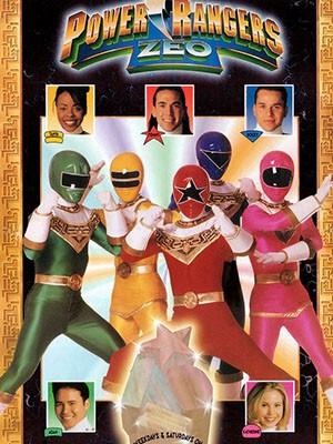 Power Rangers Zeo 12