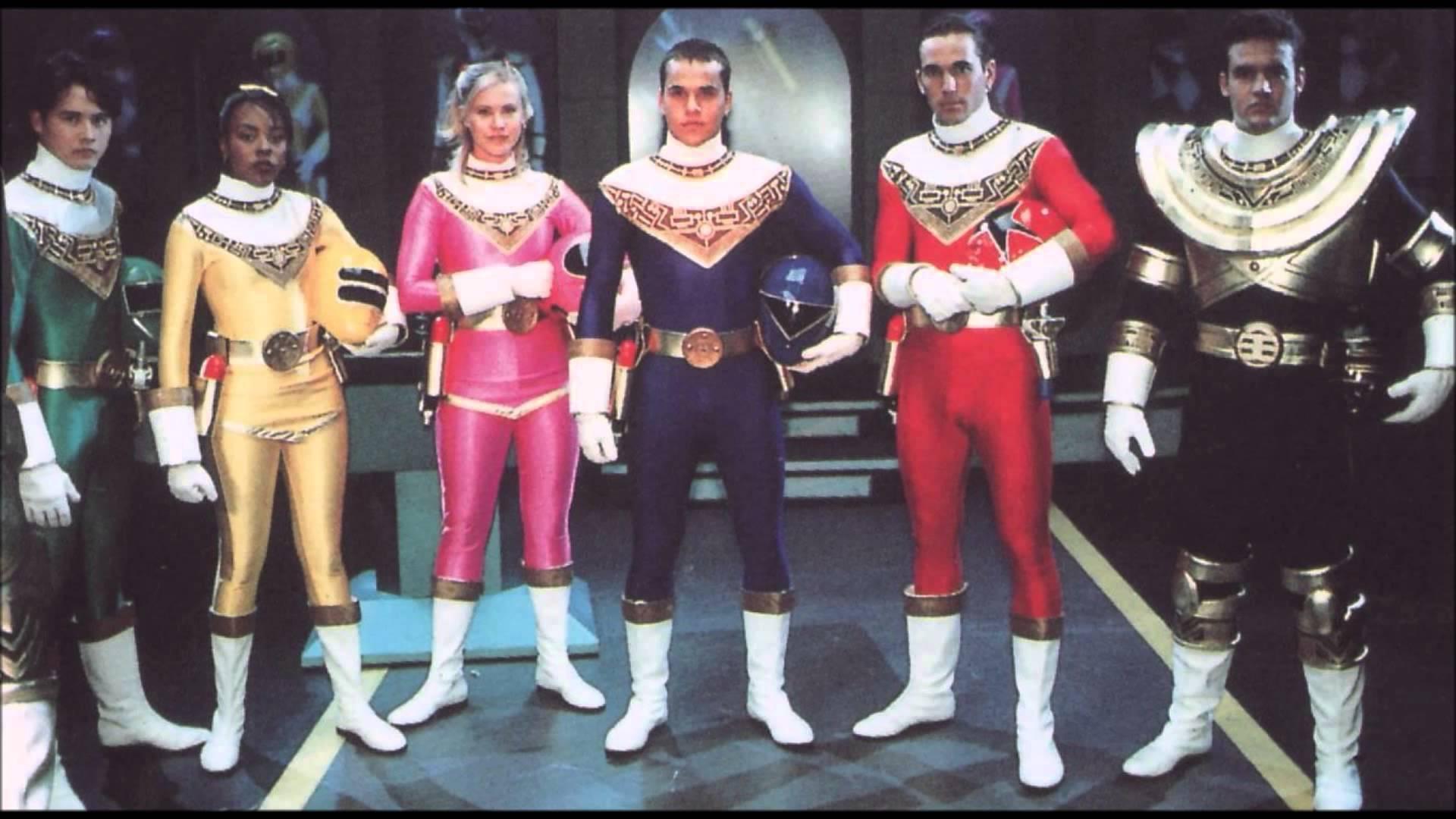 Power Rangers Zeo 2