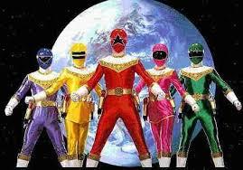 Power Rangers Zeo 6