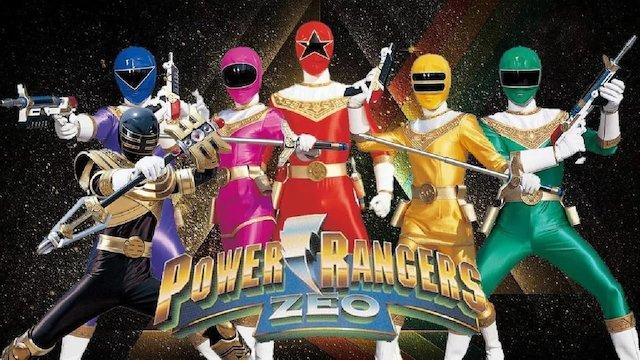 Power Rangers Zeo 7