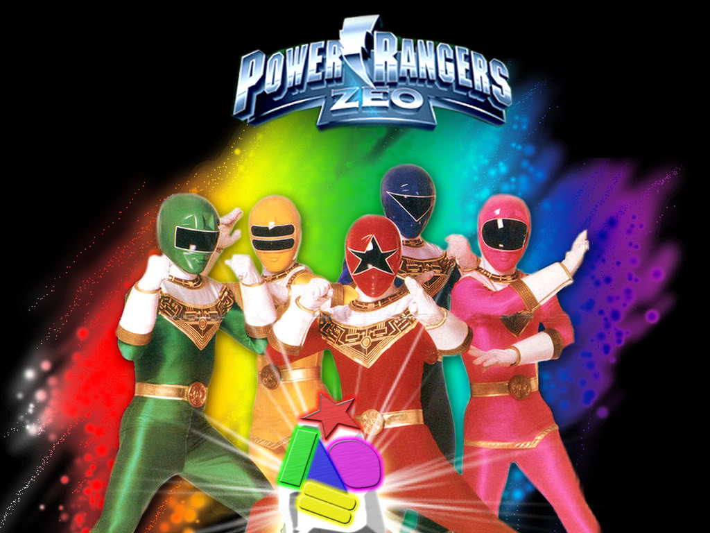 Power Rangers Zeo 8