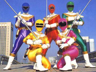 Power Rangers Zeo 9