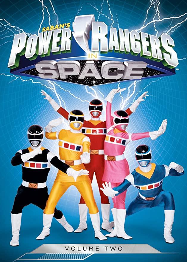 Power Rangers In Space 10
