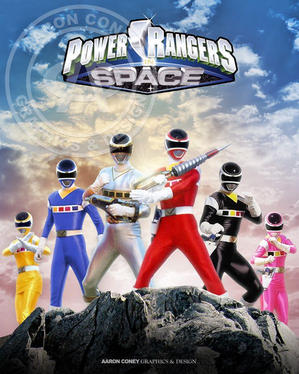 Power Rangers In Space 11