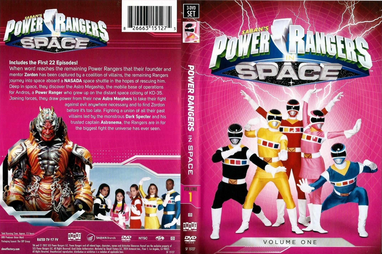 Power Rangers In Space 12