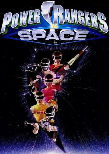 Power Rangers In Space 14