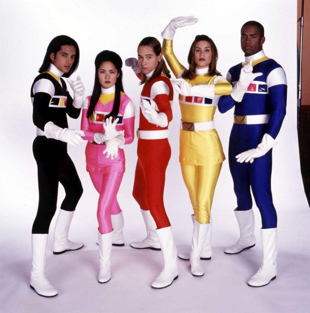 Power Rangers In Space 16