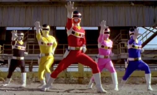 Power Rangers In Space 17