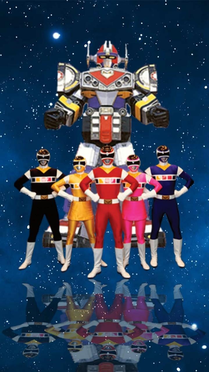 Power Rangers In Space 6