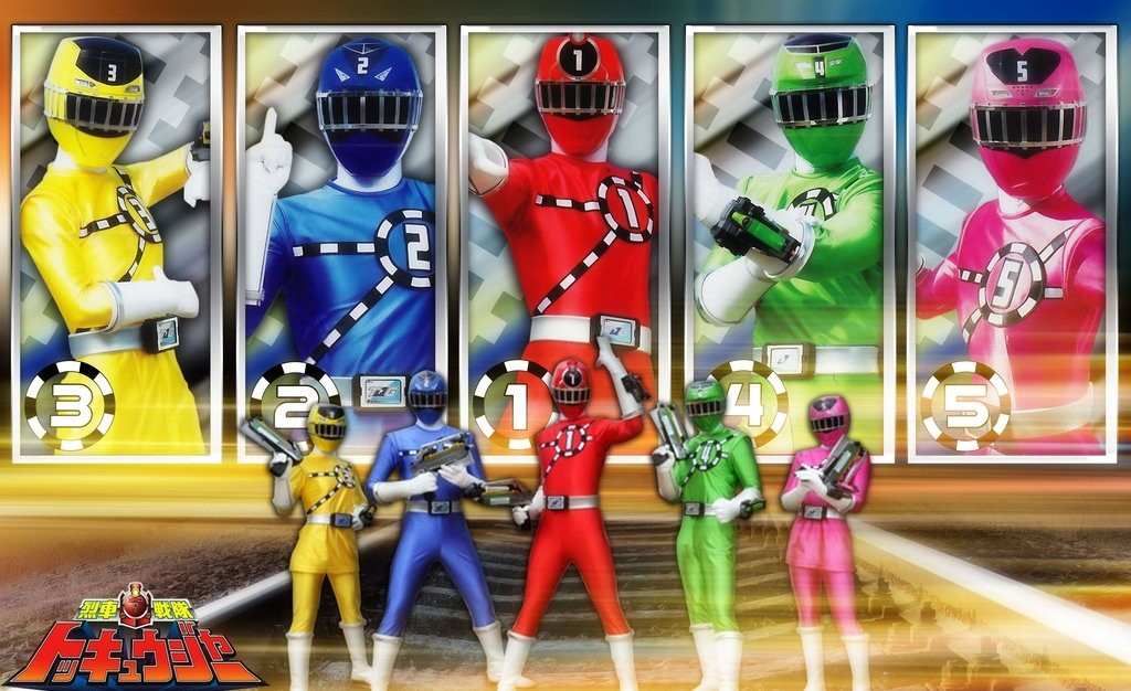Ressha Sentai Toqger 3