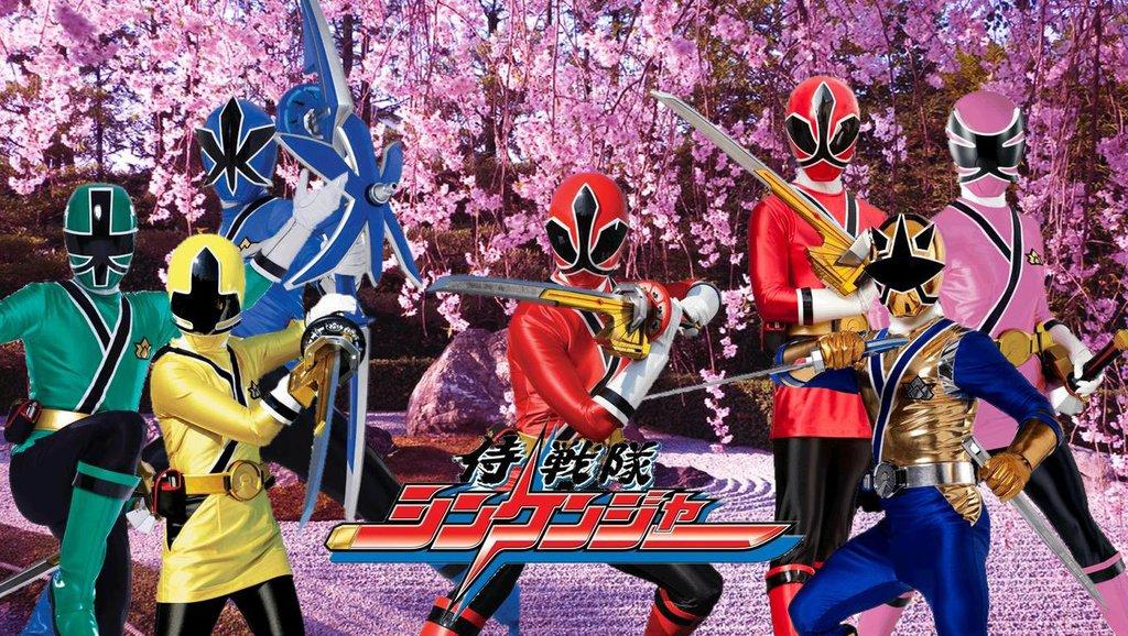 Samurai Sentai Shinkenger 6