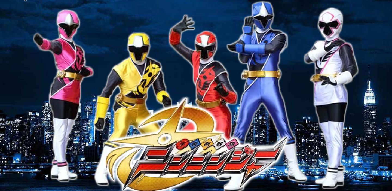 Shuriken Sentai Ninninger 10