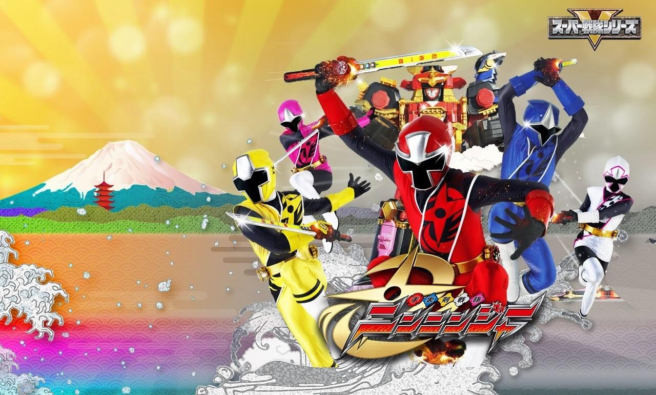 Shuriken Sentai Ninninger 3