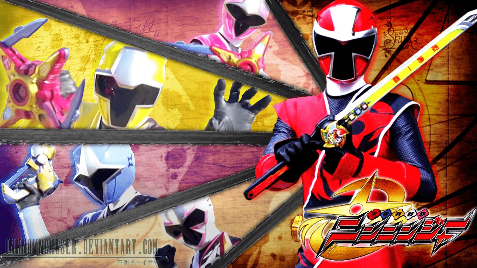 Shuriken Sentai Ninninger 6