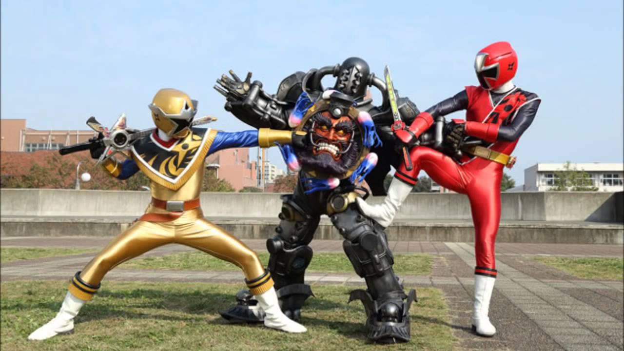 Shuriken Sentai Ninninger 8