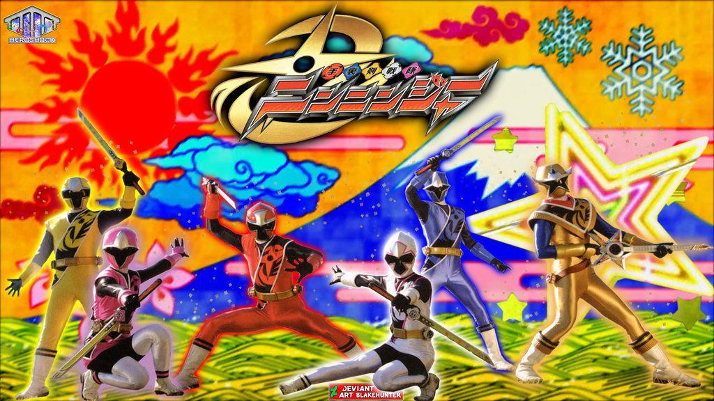 Shuriken Sentai Ninninger 9