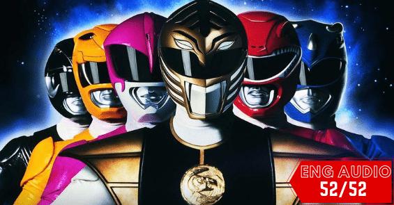 Mighty Morphin Power Rangers Season 02