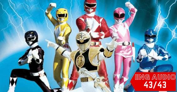 Mighty Morphin Power Rangers Season 03