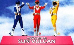 Taiyou Sentai Sun Vulcan 5