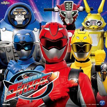 Tokumei Sentai Go Busters 10