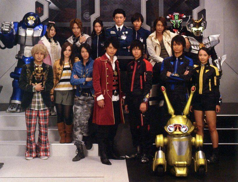Tokumei Sentai Go Busters 5