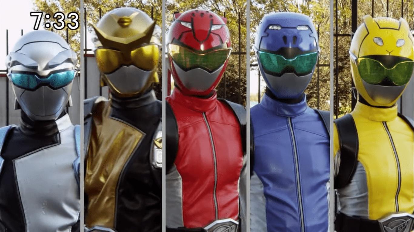 Tokumei Sentai Go Busters 8