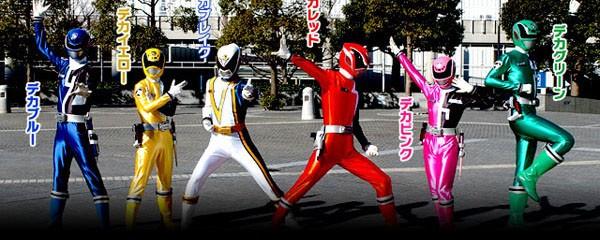 Tokusou Sentai Dekaranger 10
