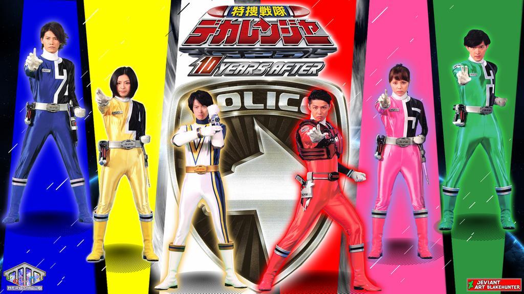 Tokusou Sentai Dekaranger 3