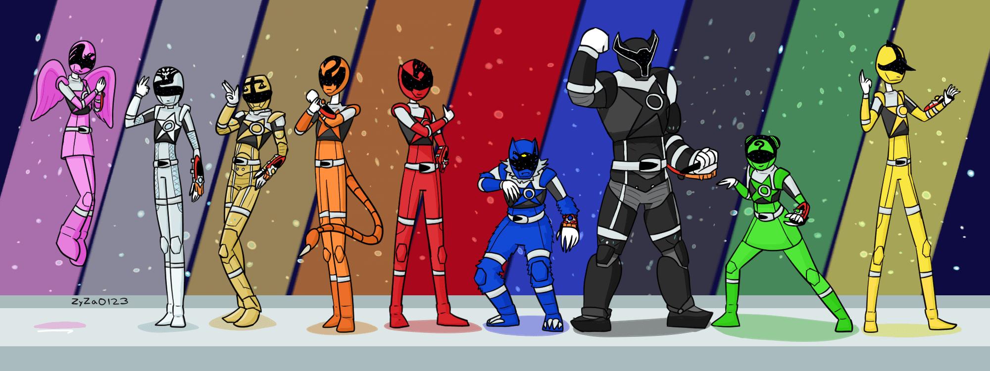 Uchuu Sentai Kyuranger 12