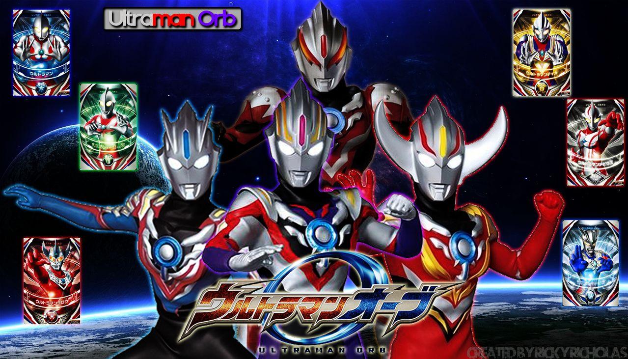 Ultraman Orb 11