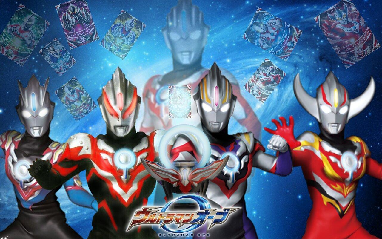 Ultraman Orb 12