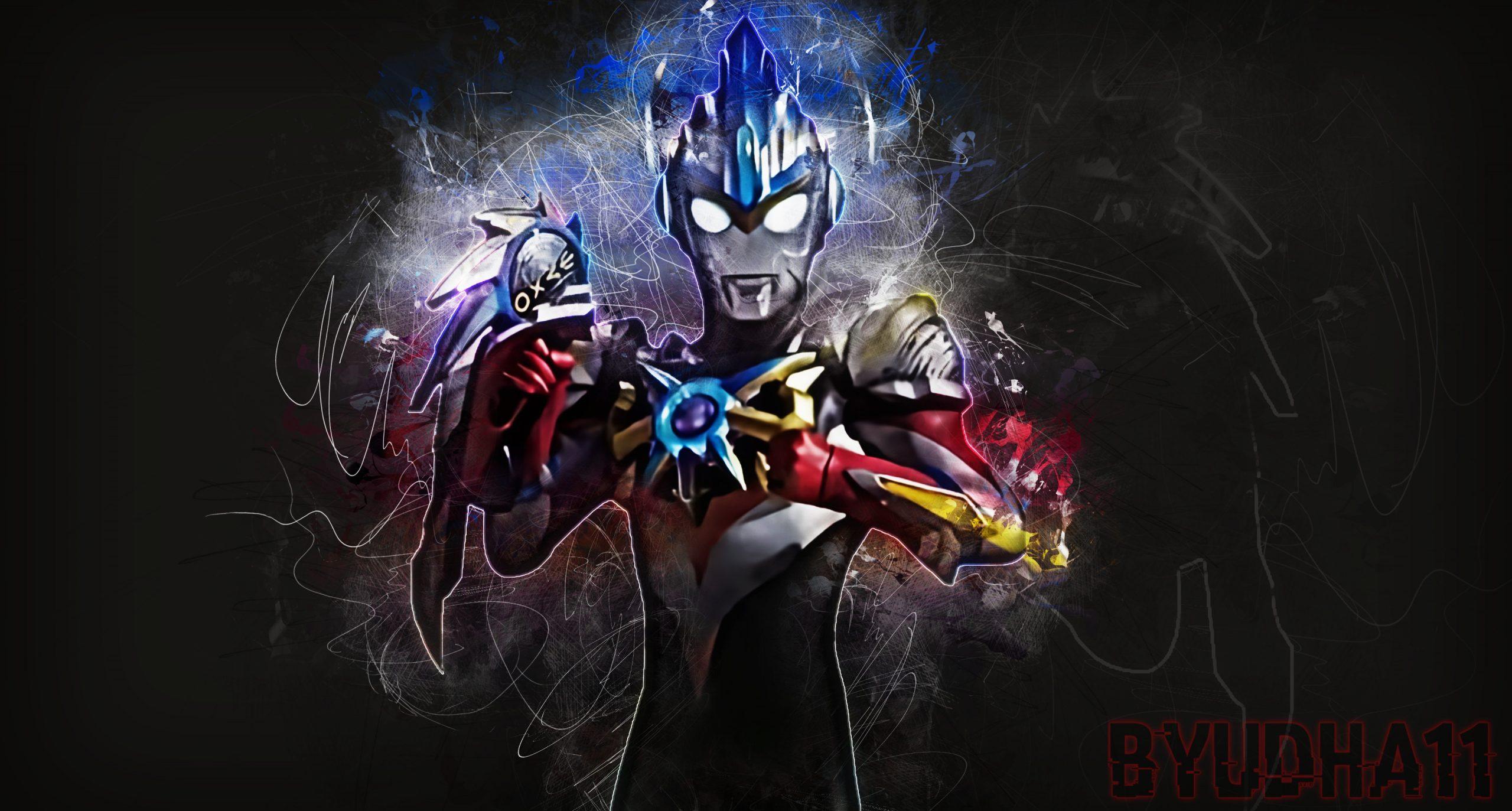 Ultraman Orb 14