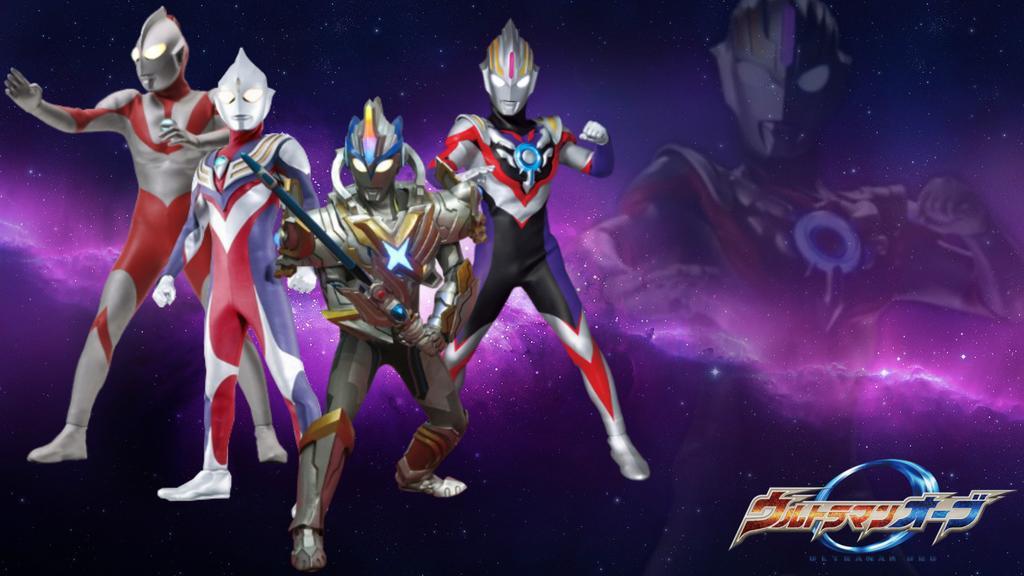 Ultraman Orb 3