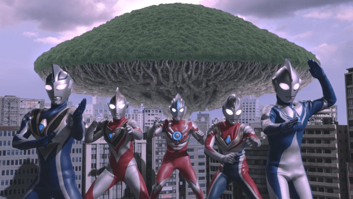 Ultraman Orb The Origin Saga 12