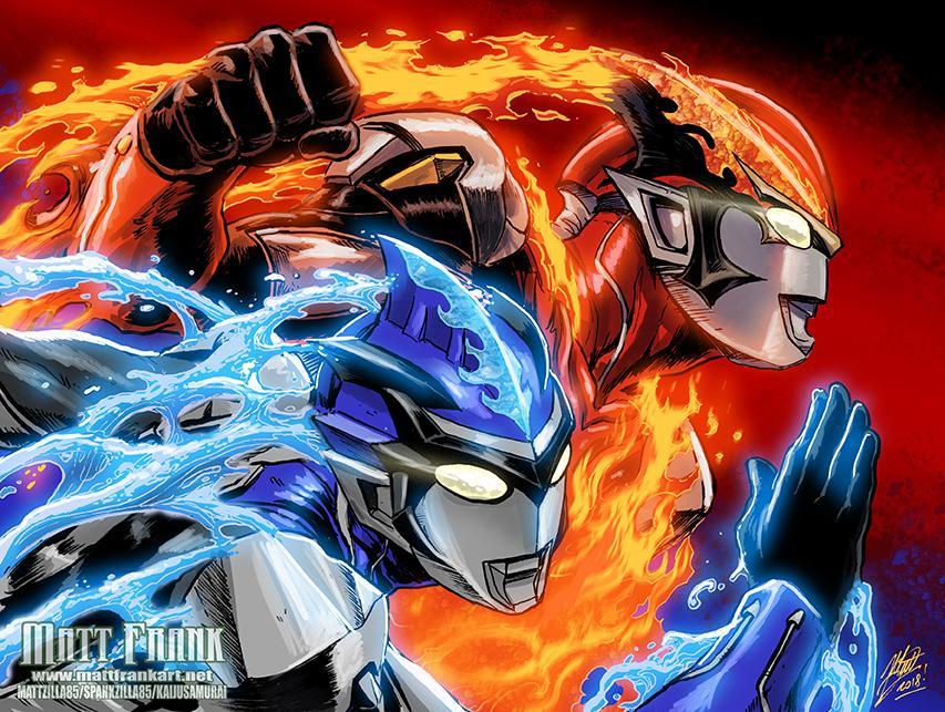 Ultraman Rb 3