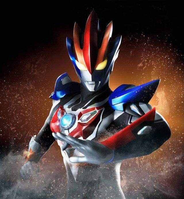 Ultraman Rb 5