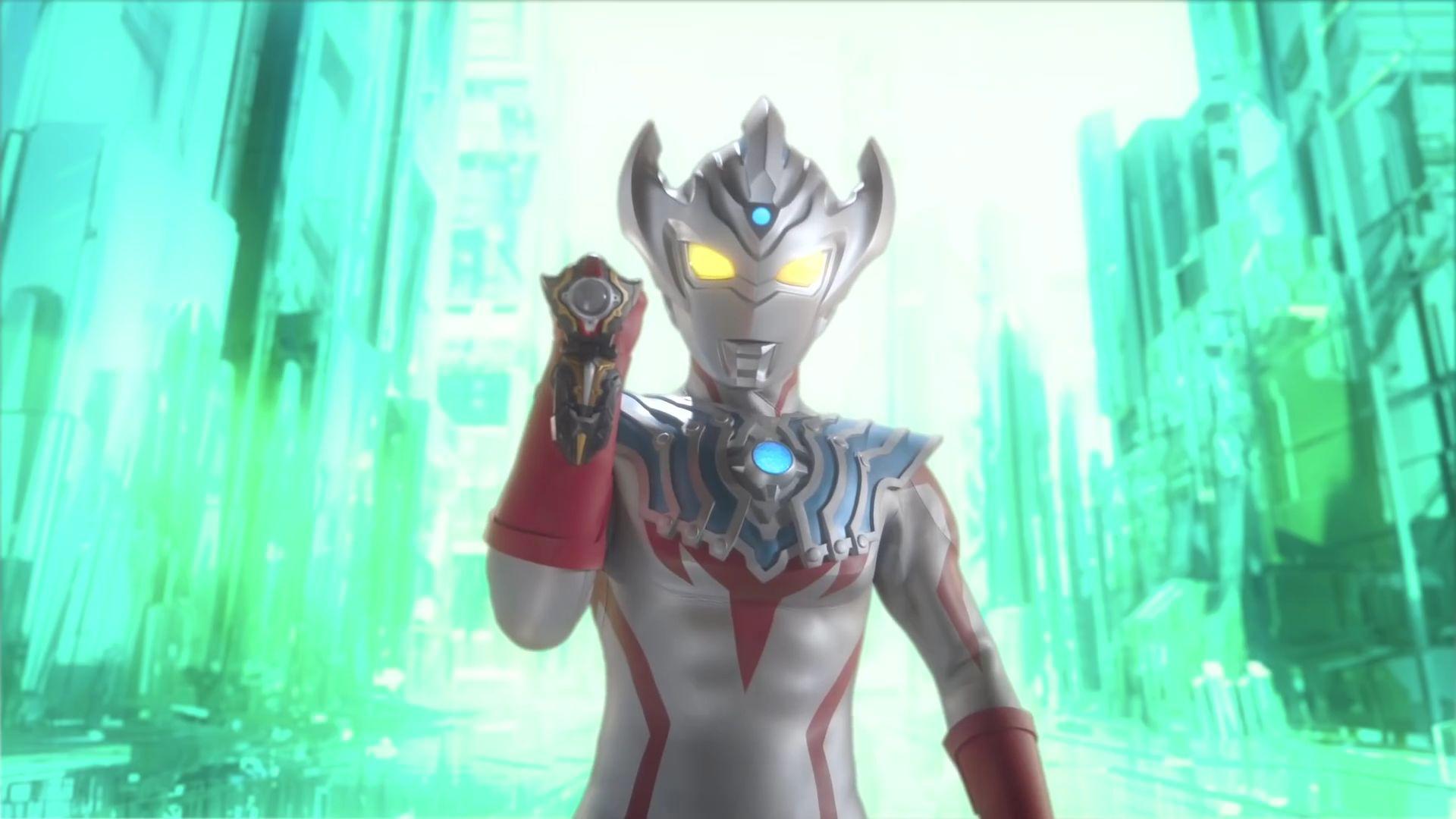 Ultraman Taiga 14