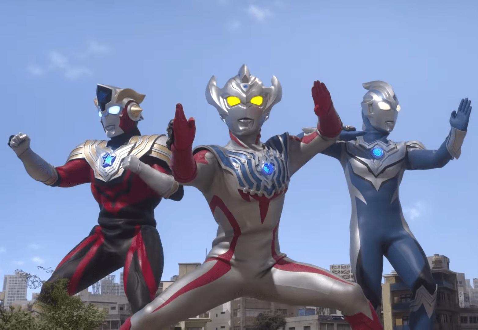 Ultraman Taiga 16