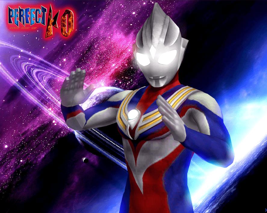 Ultraman Tiga 12