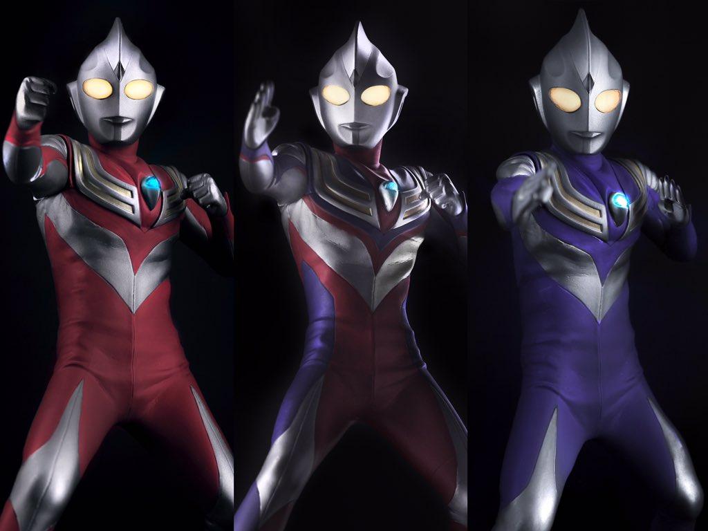 Ultraman Tiga 3