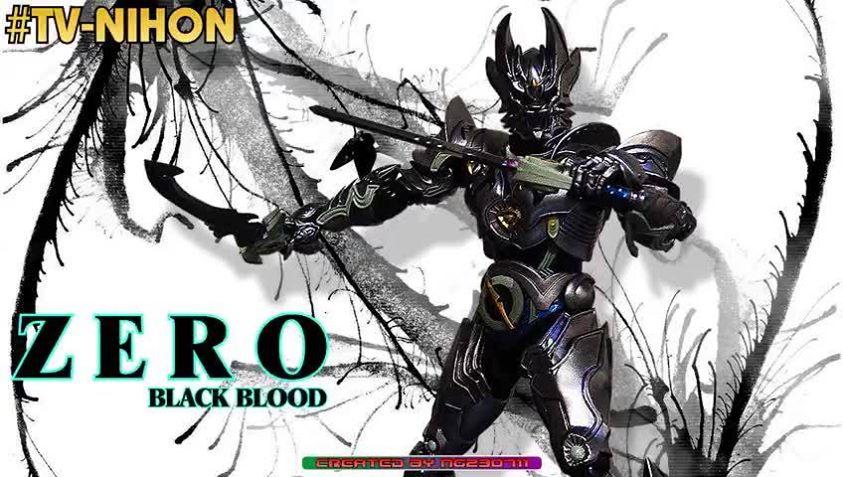 Zero Black Blood 8