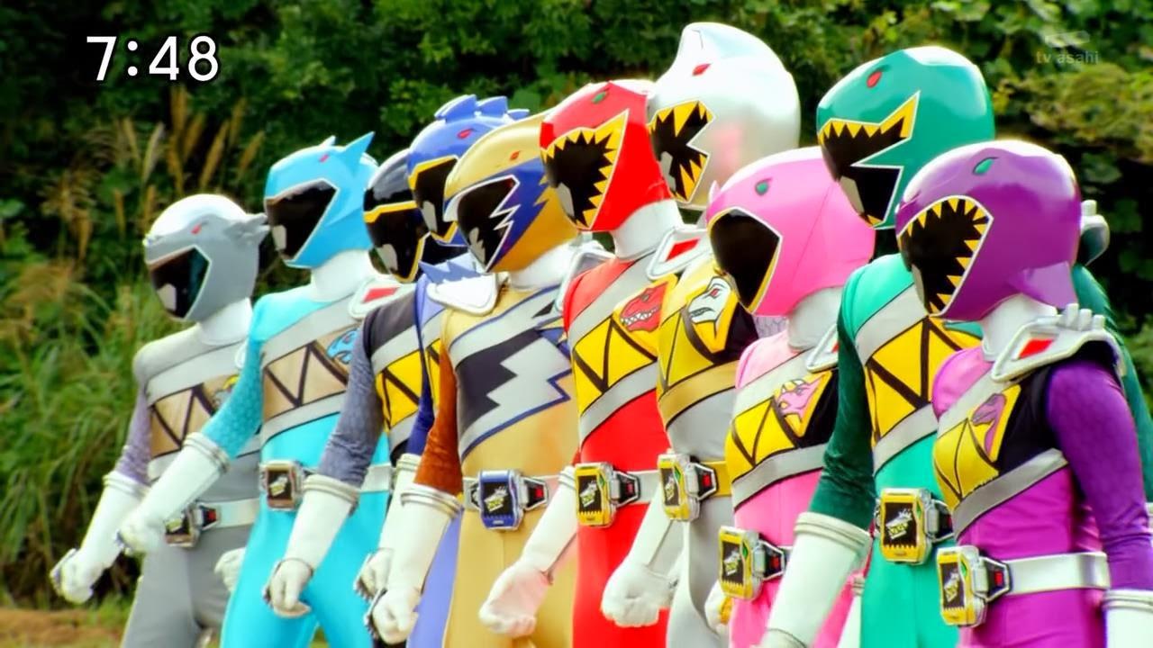 Zyuden Sentai Kyoryuger 5
