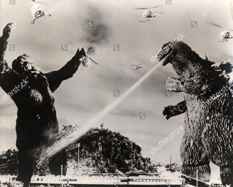 Godzilla King Kong Vs Godzilla 1962