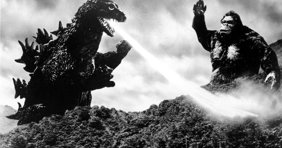1962 King Kong Vs Godzilla 11