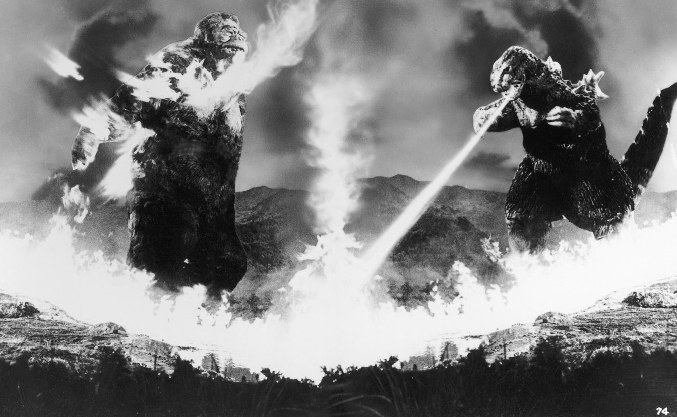 1962 King Kong Vs Godzilla 12